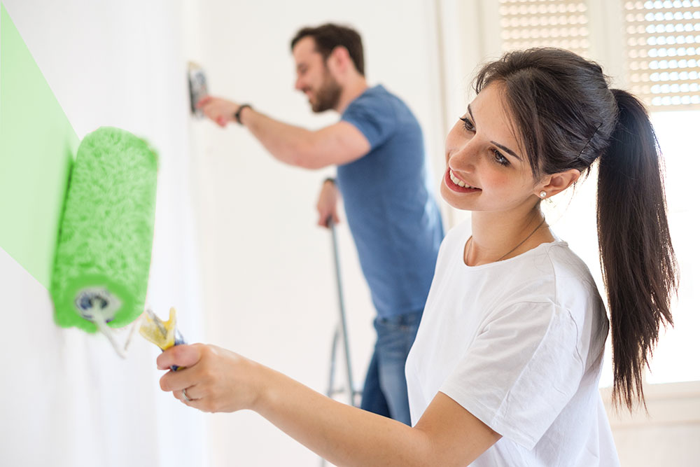 5 Quick Fixes You Can Make After Buying a New Home - MGR Real Estate